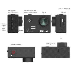 Image 3 - Originele Sjcam SJ5000X Elite Gyro Sport Actie Camera Wifi 4K 24fps 2K 30fps Duiken 30M Waterdichte NTK96660 sj Cam 5000 Auto Dv