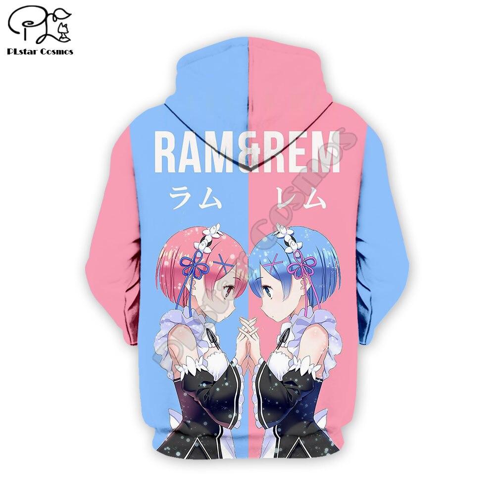 PLstar Cosmos Sexy Ram 3D Printed Hoodie Mens Womens hip hop apparel boy for girl hoodies Ram jacket Plus size XS 7XL in Hoodies amp Sweatshirts from Men 39 s Clothing