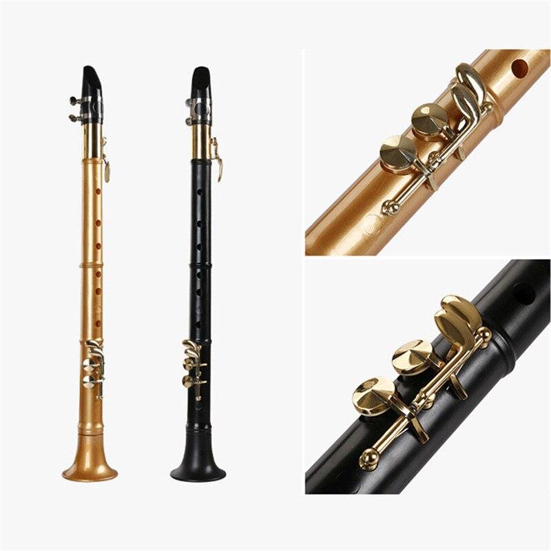 New Arrival Mini Saxophone Littlesax Copper  Musical Instrument With Bag Mini Pocket Bb Saxophones Sax Woodwind Instruments