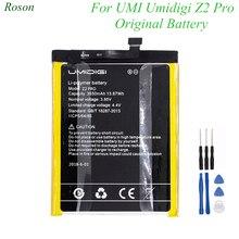 Roson Cho UMI Umidigi Z2 Pro Pin 3550MAh 100% Mới Thay Thế Các Bộ Phận Điện Thoại Phụ Kiện Accumulators Với Dụng Cụ