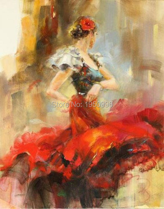 Spanish Wall Art online get cheap spanish girl wall -aliexpress | alibaba group