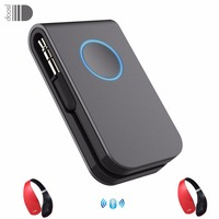Doosl 3 5mm Bluetooth Transmitter Multipoint Wireless Bluetooth Audio Music Stereo Transmitter Adapter For TV PC