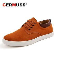 Germuss Brand plus size 38-48 loafers moccasins men social adult dress luxury fashion driving designer mens casual shoes