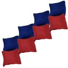 Weather Resistant Cornhole Bean Bags Set of 8