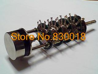SA TOCOS band switch with potentiometer RV3YN102 one font b knife b font biaxial 10PCS
