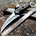 Voltron портативный тактический уличный karambit, Военный нож для самообороны, нож для кемпинга с одним килем