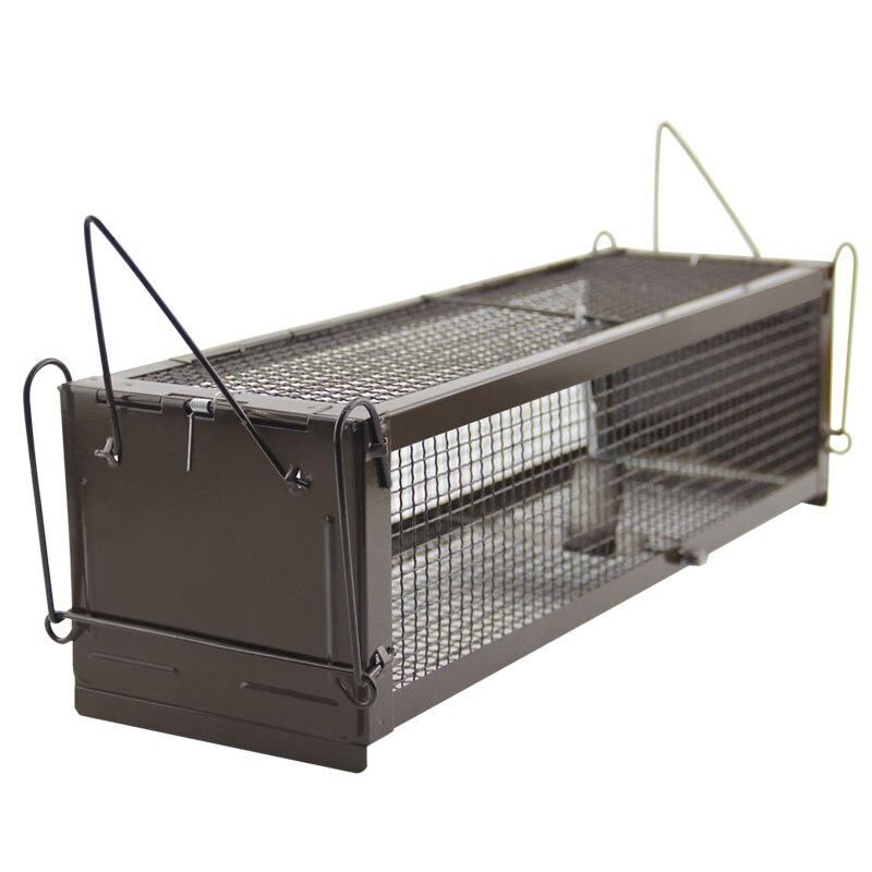 Double Door Rat Cage Mice Repeller Animal Control Catch