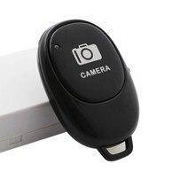 Bluetooth пульт дистанционного управления для ios/Android Кнопка беспроводного управления Лер Автоспуск камера палка спуска затвора телефон Селфи