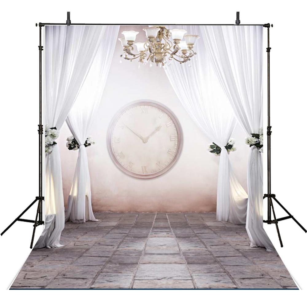 Wedding Backdrops Curtain Vinyl Backdrops For Photography