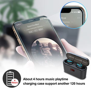 Image 3 - TWS Bluetooth 5.0 Blutooth Earphone Wireless Headphones for phone True wireless Stereo Headphone Sport Handsfree Earbuds HBQ Q32