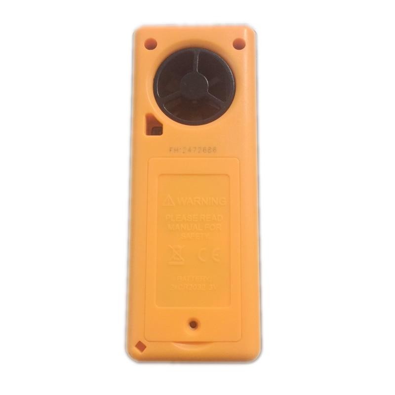 8in1 digitális LCD szélmérő barometrikus nyomás páratartalom - Mérőműszerek - Fénykép 4