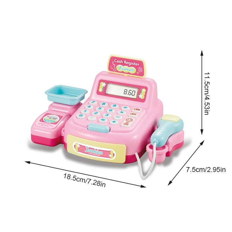 Kids Cashier Toy 21