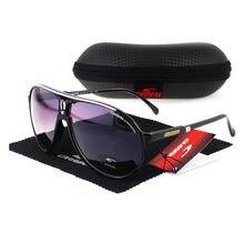 0c2ab5099133d 2018 Hot Carrera gafas De Sol moda hombres mujeres Retro gafas De Sol envío  gratis muñecas