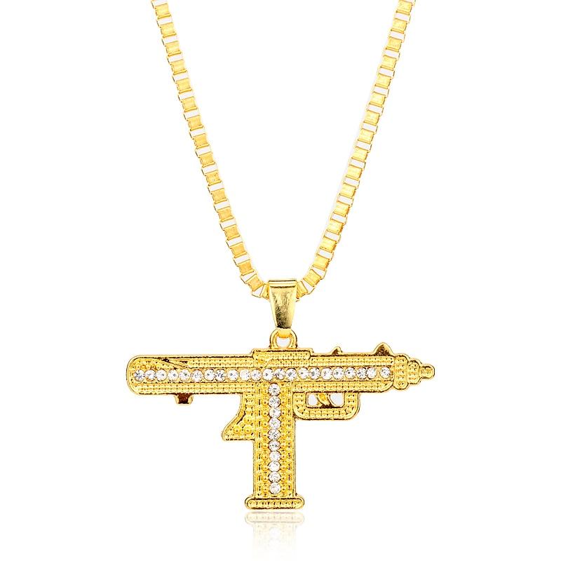 Χρυσό Ασημένιο Χρώμα Γυαλιστερό - Κοσμήματα μόδας - Φωτογραφία 3
