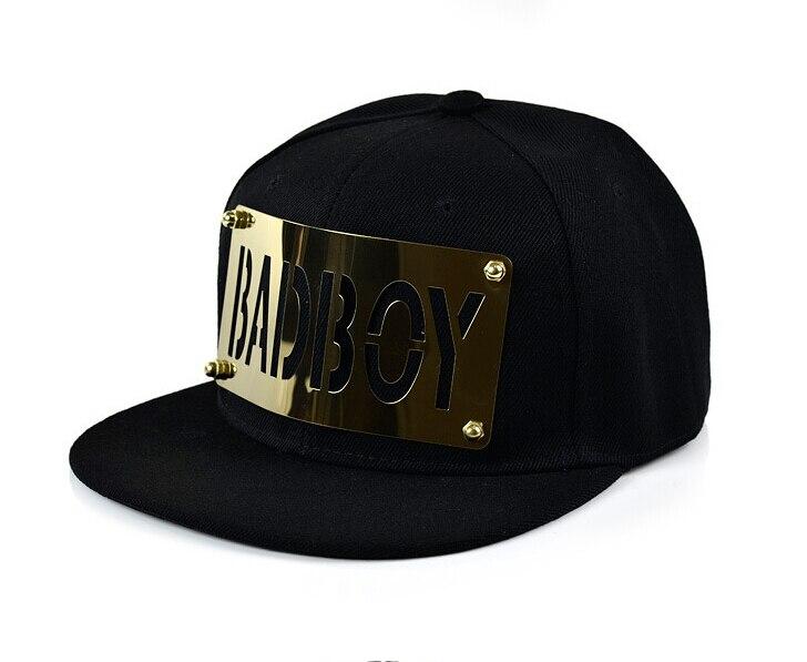 7f9744495 fashion summer men women hat 2016 letter gold baseball cap hip hop ...