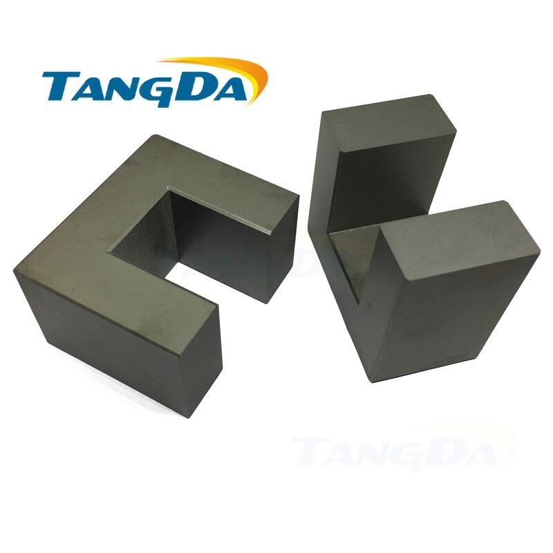 Tangda U type core Soft ferrite UF72 High voltage electricity Welding machine ultrasonic high power material