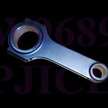 D15 кованый Соединительный двигатель rodsports turbo boost двигатель турбо комплект зарядное устройство jdm v-tec vtec 4340 шатуны коленчатого вала bielas