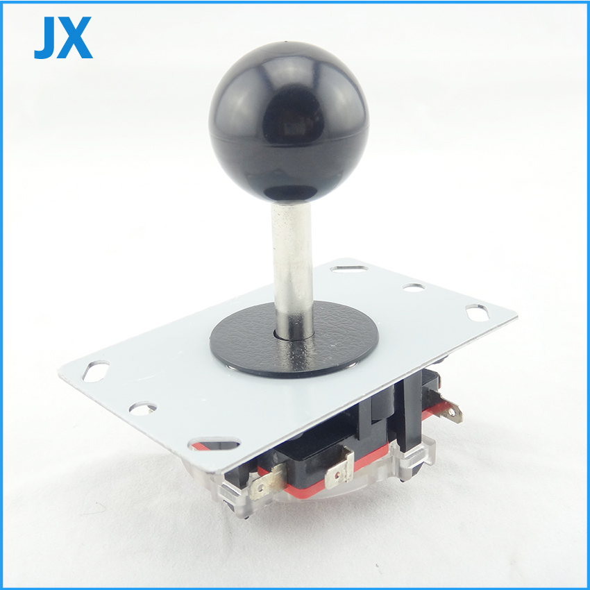 Black Head Official original Sanwa JLF-TP-8YT joystick with microswitch  for Arcade Game Machine accessoriesCabinet Parts