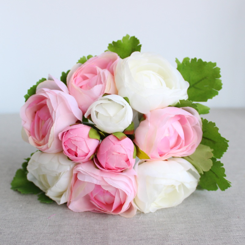 10 floare de nunta flori de nunta Flori de mireasa flori de mireasa - Produse pentru sărbători și petreceri