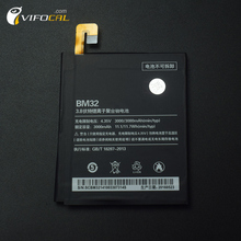 battery BM32 3080Mah for xiaomi m4 4 64GB 16GB For xiaomi mi4 Smart Phone