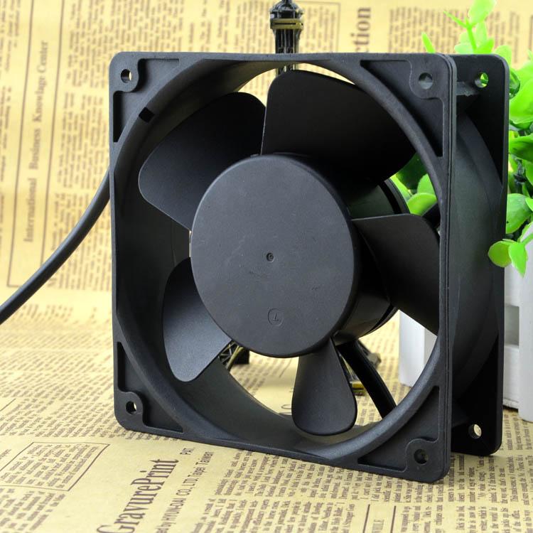 Original ADDA AD1224UB-F51 12038 24V 0.40A 12CM/cm Inverter fan