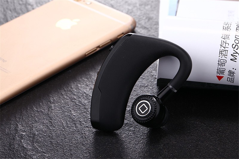 Handsfree business bluetooth headset with mic voice control wireless bluetooth headphone for sports noise cancelling earphone (14)