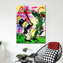 Фотография Alec Pop Art Wall Art Pictures painting for living room Home Art Decor Canvas 4