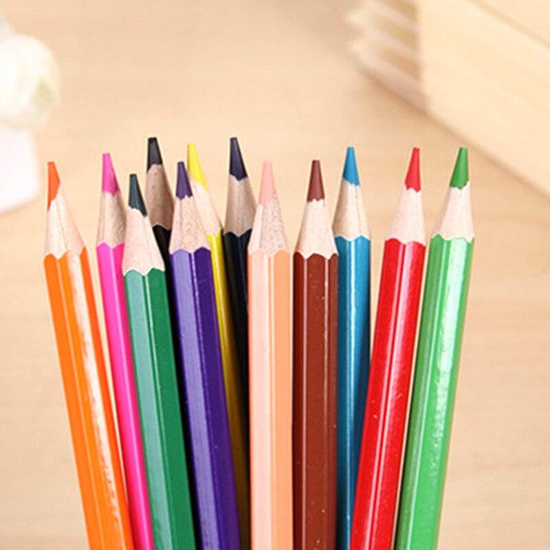 24pcs/lot Secret Garden colored pencils creative stationery ...