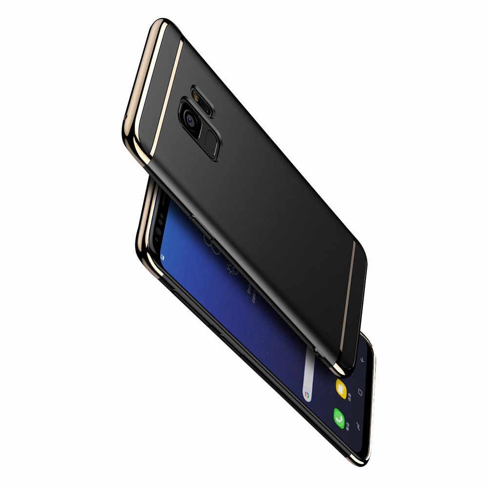 رقيقة جدا الفاخرة بالكهرباء جراب خلفي صلب للهاتف المحمول لسامسونج غالاكسي S9/سامسونج غالاكسي S9 plus دروبشيبينغ Mar28