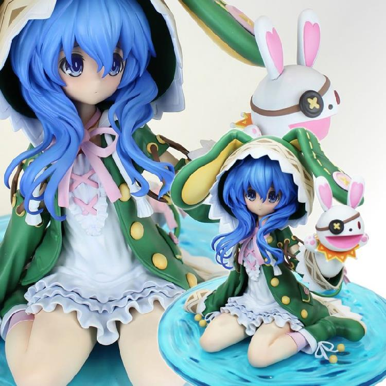 Date A Live II Yoshino Itakushinaide ver. 1/7 Scale PVC Figure Collectible Model Toy 16cm SGFG310 dating war date a live yoshino hermit pvc action figure model toy retail