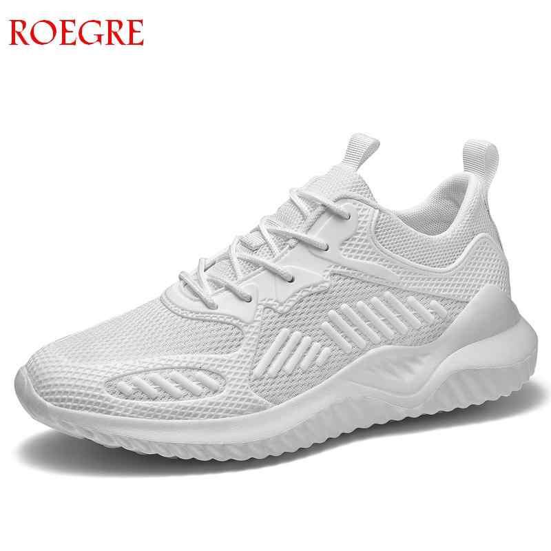 Мужская повседневная обувь; дышащие Брендовые мужские кроссовки на шнуровке; сезон осень-лето; легкие модные трендовые дешевые кроссовки для взрослых; Прямая поставка