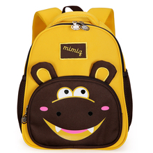 Litthing Children School Backpack Cartoon Mini Plush For Kindergarten Boys Girls Kids Gift Student Lovely bag