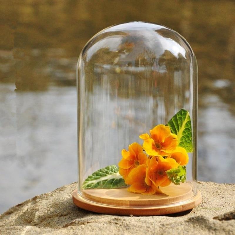 стеклянный купол деревянное основание