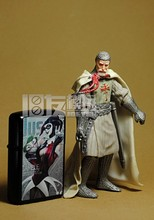 Limited! 10CM High Classic Toy Raiders of the Lost Ark Indiana Jones Paladin Light people action figure Toys