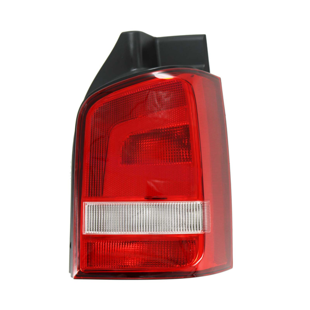 Right Side For VW T5 T6 Multivan Transporter 2010 2011 2012 2013 2014 2015 Car-styling Rear Lamp Tail Light car parts tail lamp for vw golf 6 2008 2009 2010 2011 2012 2013 led tail light rear lamp plug and play design