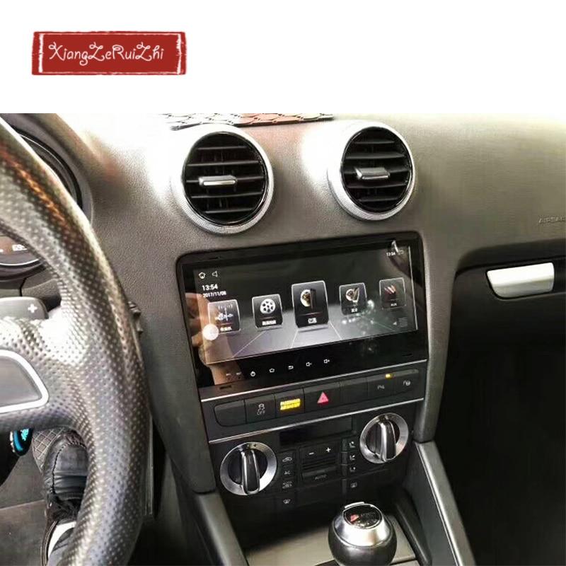 9 pouce 2 gb + 32 gb Android 7.1/8.0 dvd de voiture système de navigation multimédia pour Pour AUDI A3 (2003-2012) avec radio/vidéo/USB
