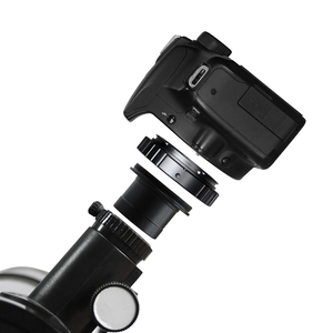 Image 4 - T2 Lens Adapter Mount Ring for Nikon DSLR Camera D800 D3100 D3200 D5200 D7000 D90 +1.25 inch Telescope Mount Adapter