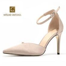 Promoción De Champagne Shoes High Heel Compra WEHI2D9Y