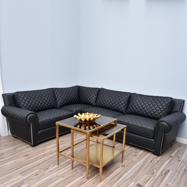Low Price High Quality Sectional Sofa Leather, Modern Italian Leather Sofa