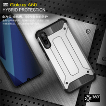 For Samsung Galaxy A50 Case Shockproof Armor Rubber SM-A505 Phone Cover