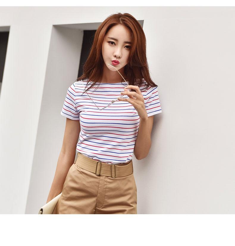 HTB10FCbRVXXXXbtaXXXq6xXFXXX2 - Volocean Summer Casual T-shirts For Women Classic Cotton