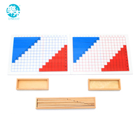 Montessori Education Wooden Toys Addition and subtraction Math Toy Teaching Kid Montessori aids Early Learning Gift