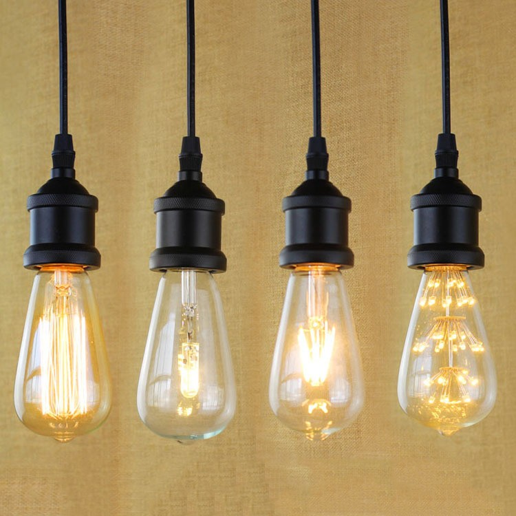 IWHD LED Pendant Light Design Vintage Lamp Fixtures Style Loft Retro Industrial Pendant Lights Kitchen Suspension Luminaire iwhd loft style creative retro wheels droplight edison industrial vintage pendant light fixtures iron led hanging lamp lighting