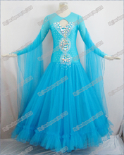 New Fashion Ballroom Dance Dress Costume,Ballroom Dress,Dance Dress,Tango Dance Dress,Wholesale