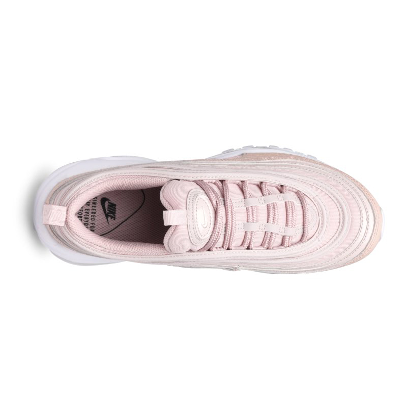 US $97.4 31% OFF|Original Authentic Nike Air Max 97 OG Women's Breathable Running Shoes Sports Outdoor Sneakers Height Increasing Classic 917646 in