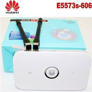 Image 4 - Unlocked Huawei E5573 E5573s 606 4G wifi router band 28 700mhz 4g mobile wifi 4g mifi dongle miFi Router 4g wifi Hotspot router