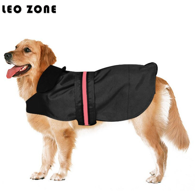 Waterproof Clothes For Dogs Pet Dog Coat Puppy Vest Jacket With Led Winter Clothing For Large Dogs Dog mascotas ropa para perros