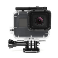 SHOOT Replacement Waterproof Housing Case For GoPro Hero 5 Black Camera Go Pro 5 Accessories