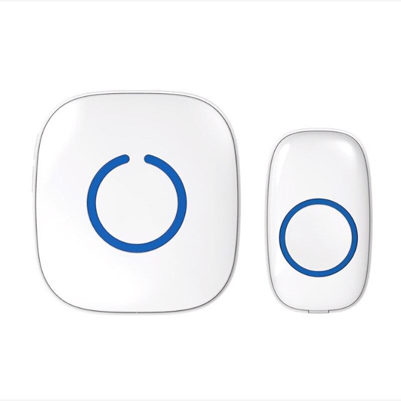 EU Socket wireless doorbell remote wireless doorbell for Home 220V inlineEU Socket wireless doorbell remote wireless doorbell for Home 220V inline