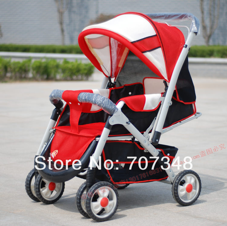 Aliexpress.com : Buy Smallest Folding Stroller,Can Push the ...